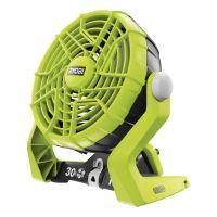 aku ventilátor ONE+ Ryobi R18F-0