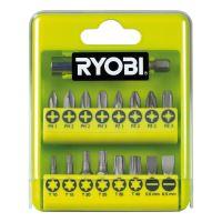 17 ks sada šroubovacích bitů Ryobi RAK 17 SD