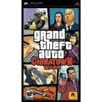 GTA Chinatown Wars PSP hra