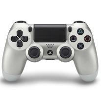Gamepad Sony Dual Shock 4 pro PS4 20th - stříbrný