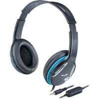 HS-400A Blu headset 1x jack 3,5mm GENIUS