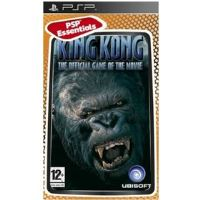 King Kong Essentials hra PSP UBISOFT