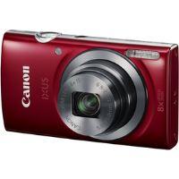 IXUS 165 red+pouzdro+SDHC 8GB CANON