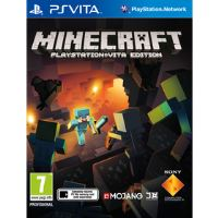 Minecraft PS Vita hra SONY