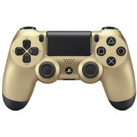 DUAL SHOCK PS4 gold SONY
