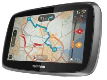 TOMTOM GO 5000 Europe Lifetime mapy