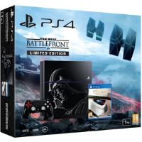 PS4 1TB +Star Wars Battlefront