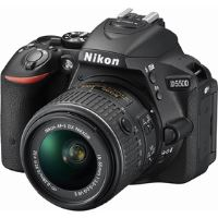 D5500 + 18-55mm VR II Black KIT NIKON