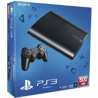 CONSOLE PS3 500GB SONY