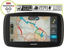 TomTom GO 60 Europe Traffic Lifetime