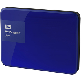 HDD 500GB USB3.0 Passport ULTRA BLUE WD