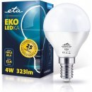 Eta Eko LEDka mini globe, 4W, E14