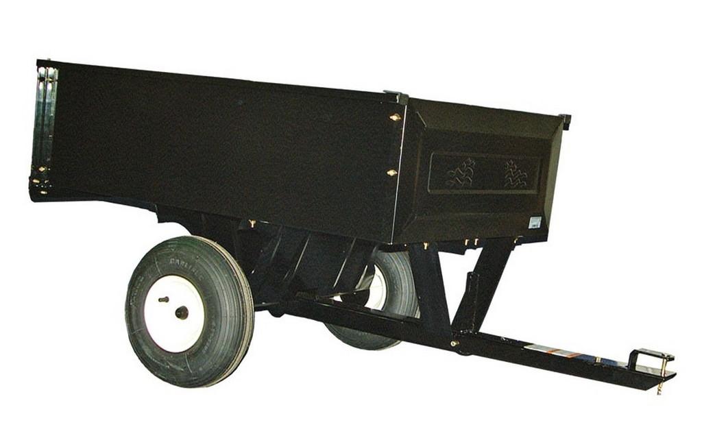 tažený vozík se sklápěcí korbou AgriFab AF 303