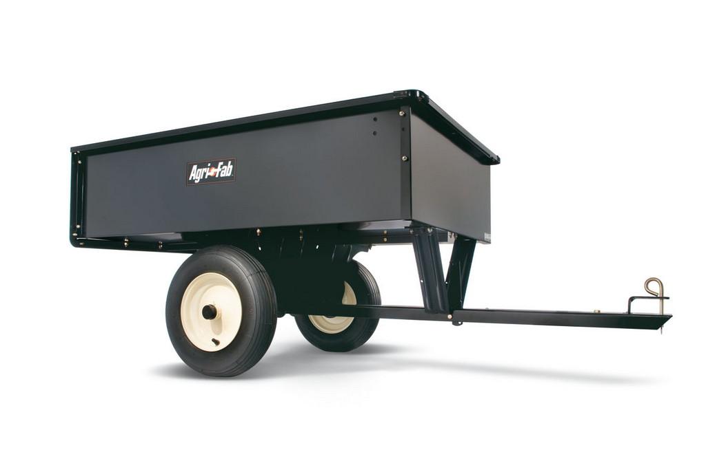 heavy duty tažený vozík se sklápěcí korbou AgriFab AF 653