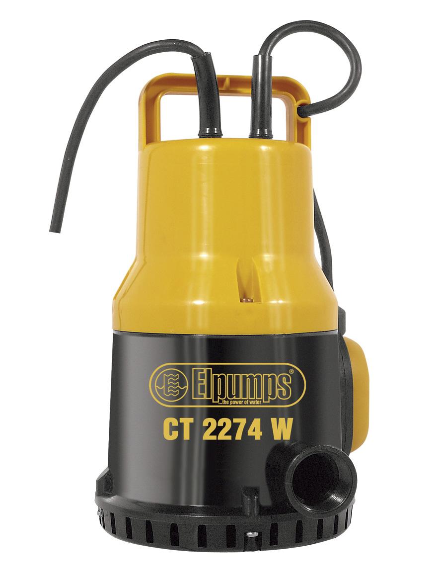 univerzální ponorné čerpadlo Elpumps CT 2274 W