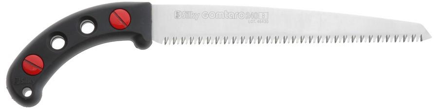 pila s rovnou pevnou čepelí Silky Gomtaro 240-8