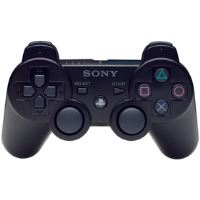 DUAL SHOCK WIRELESS CONT. BLACK PS3 SONY