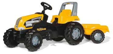 Stiga traktor s přívěsem - hračka