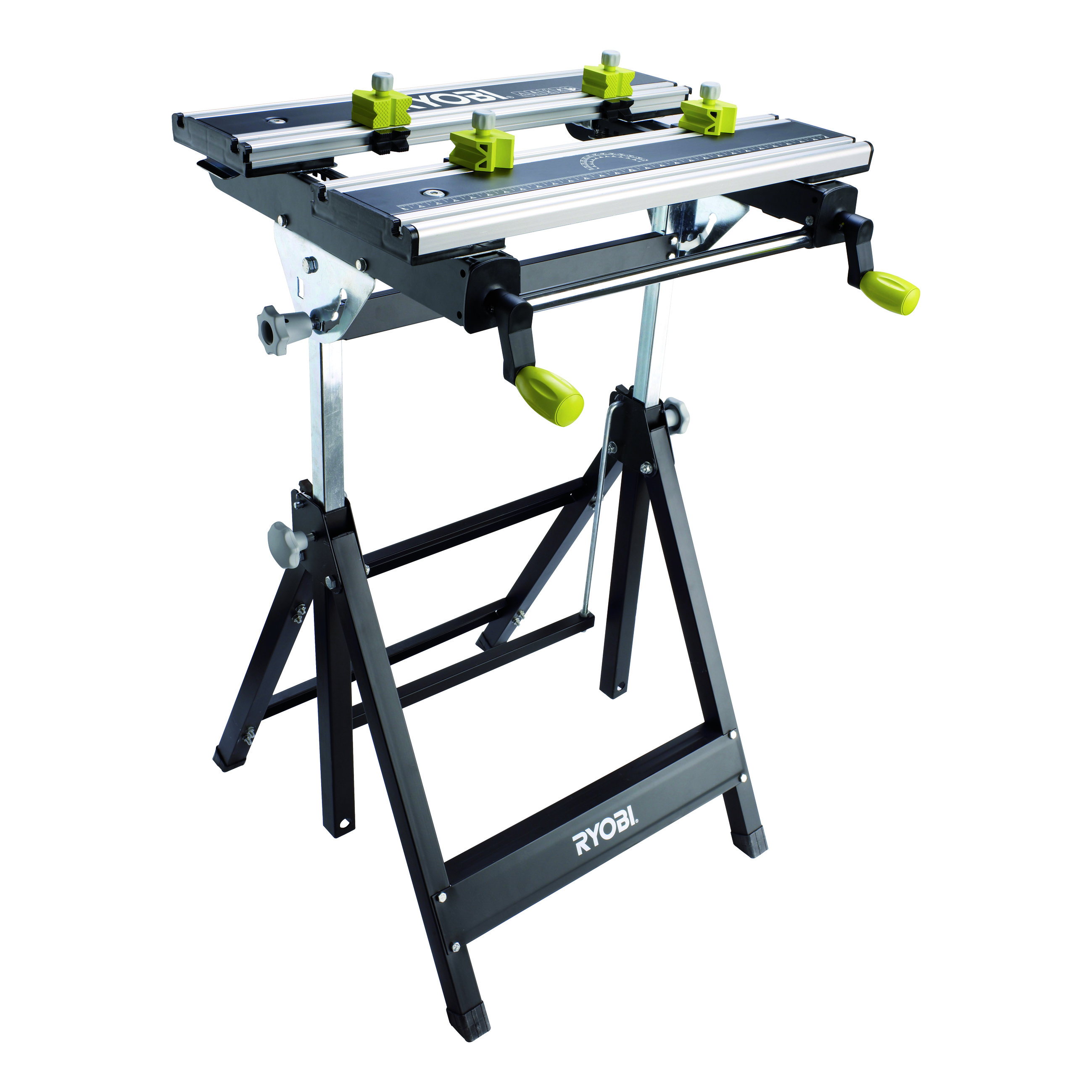 Nastavitelný a složitelný pracovní stůl Ryobi RWB 03