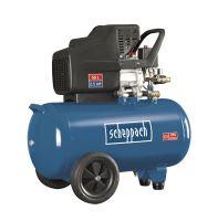 olejový kompresor Scheppach HC 51 + ZDARMA ochranné pracovní rukavice