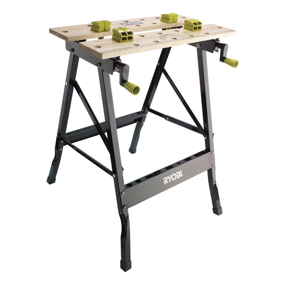 Složitelný pracovní stůl Ryobi RWB 02