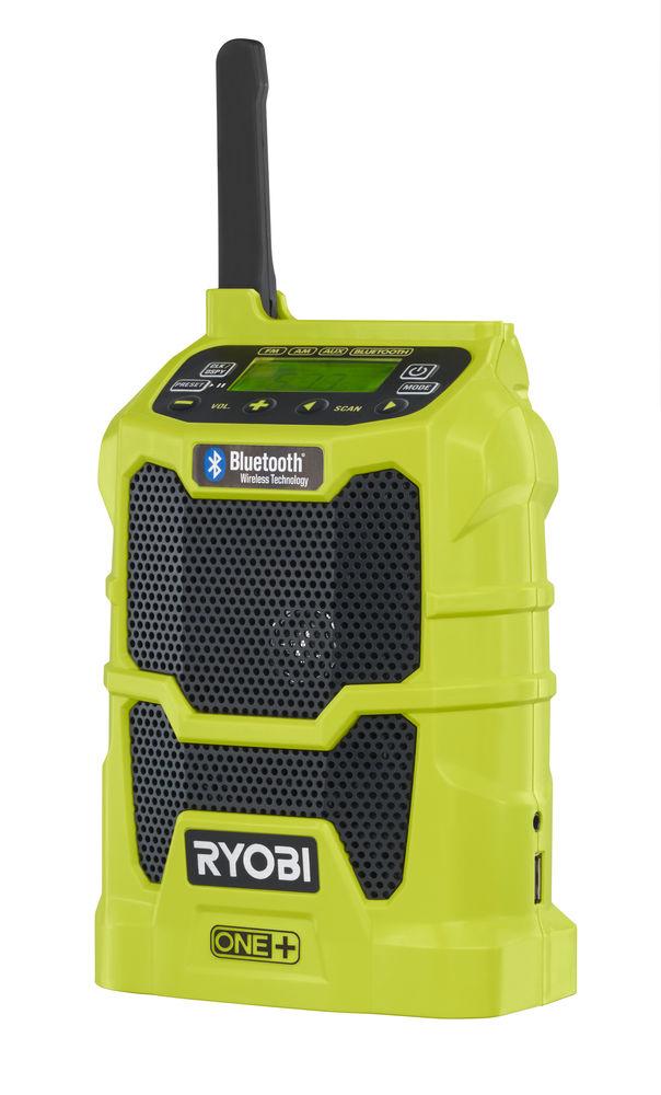 aku rádio s bluetooth ONE+ Ryobi R18R-0