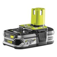 18 V lithium iontová baterie 2,5 Ah Ryobi RB18 L25