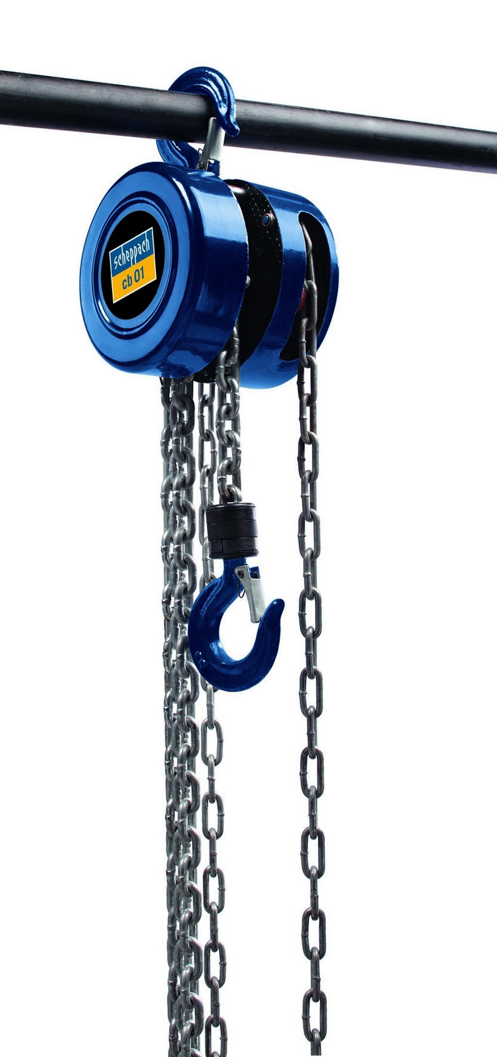 řetězový kladkostroj ruční Woodster CB 01