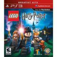 LEGO Harry Potter: Years 1-4 hra PS3