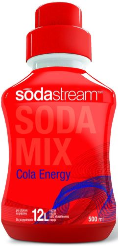 SODASTREAM SIRUP 500 ML COLA ENERGY