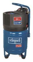 bezolejový vertikální kompresor Scheppach HC 24 V + 4 roky záruky, viz popis výrobku