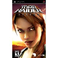 TOMB RAIDER LEGEND hra PSP