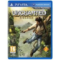 Uncharted:Golden Abyss VITA HRA SONY